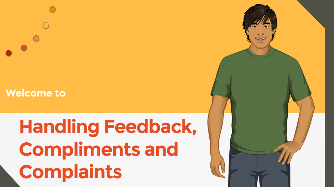 Feedback compliment and complaints course preview