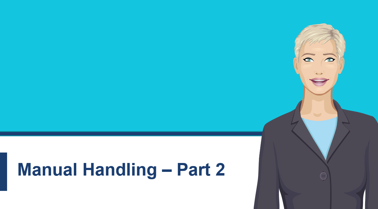 Manual handling part 2 course preview