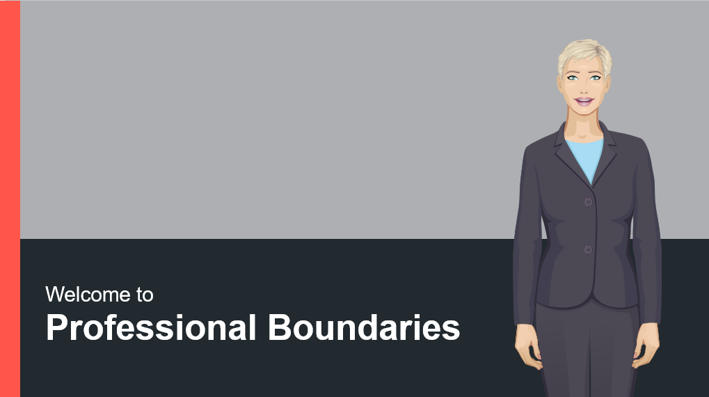 Professional boundaries course preview