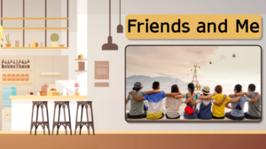Friends and Me Level 3 course preview