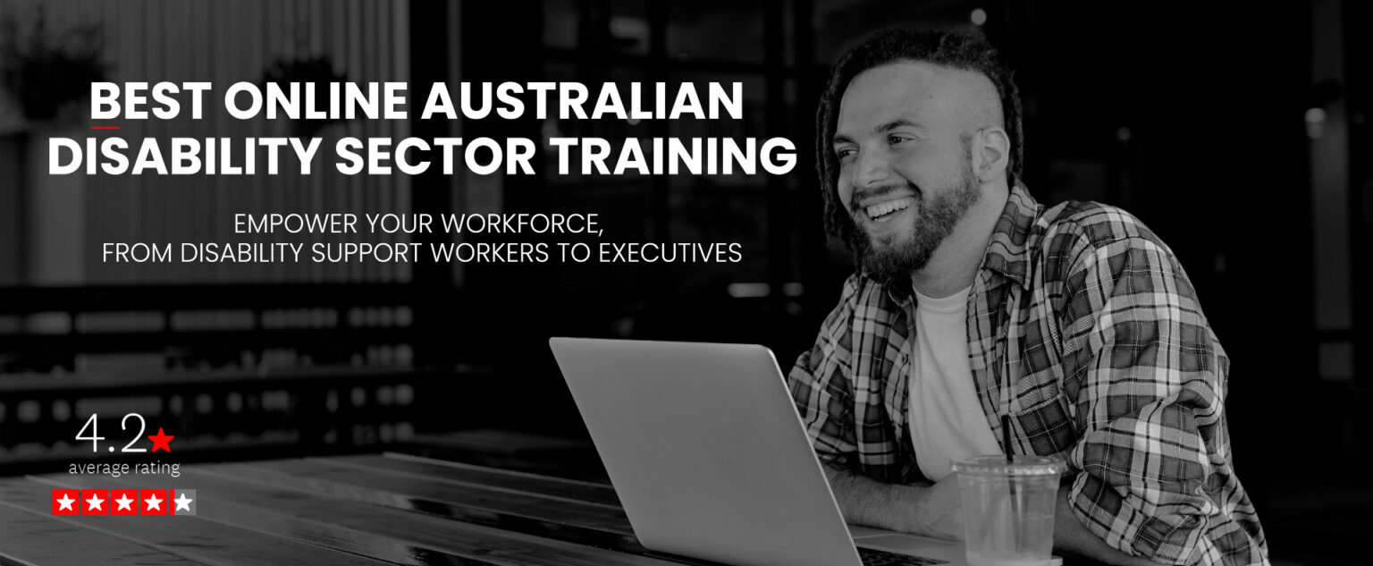 Best online Australian Disability Sector Training